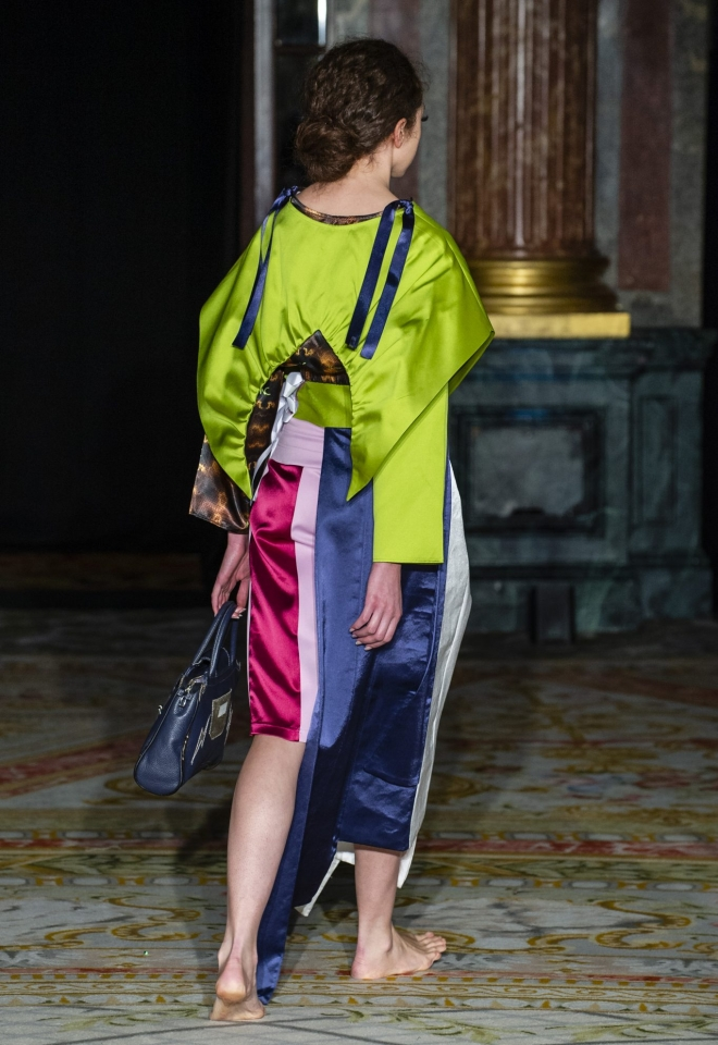 Fashion Designer Noah Christian PFW