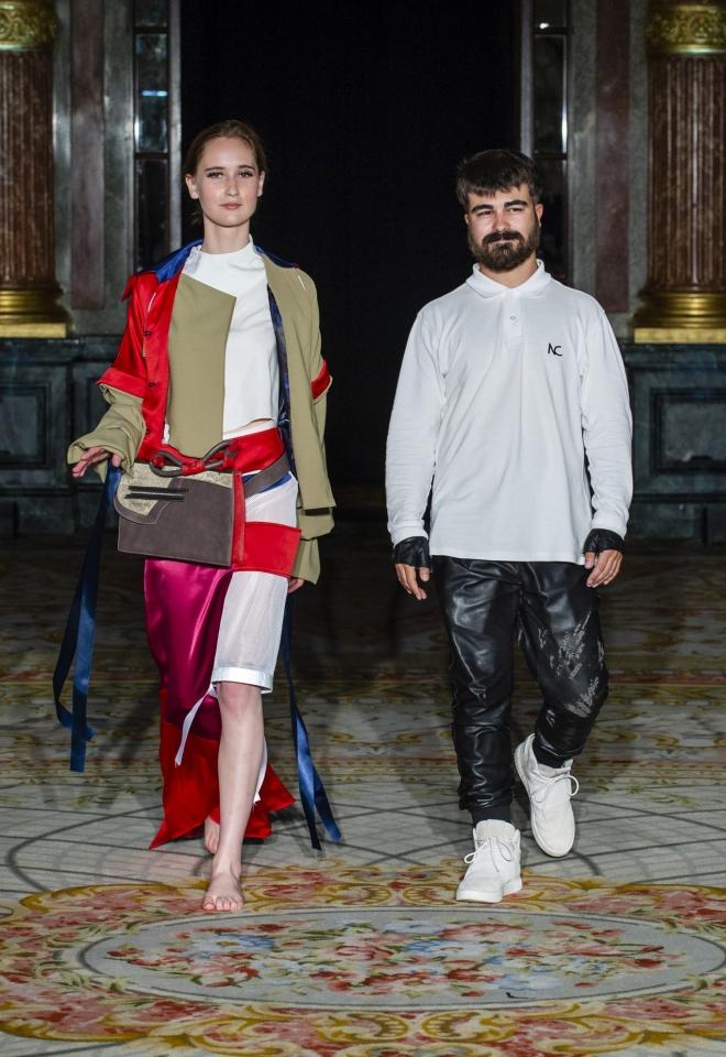 Pret a couture Paris Fashion Week Noah Christian Goymar Galicia